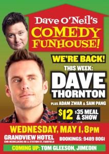 Funhouse, 1-5-2013