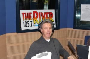 Glenn Robbins Rolling Down The River
